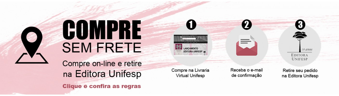 Compre on-line e retire na Editora Unifesp